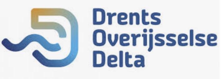 Logo Drentse Overijsselse delta