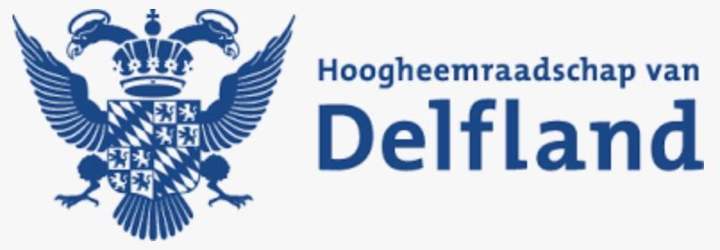 Logo Hoogheemraadschap Delfland