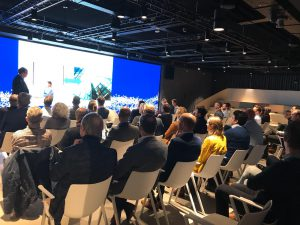 Smart Buildings seminar 18 februari 2020 - The Outlook