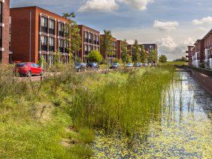 Building with NatureConventie 2019 - MeerGroenenBlauwvoorKlimaatbestendige enEconomischRobuusteSteden