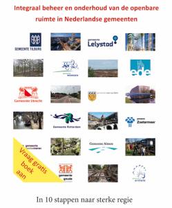 Gratis boek: Integraal beheer en onderhoud van de openbare ruimte in Nederlandse gemeenten