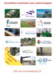 Gratis boek: Innovatieve contracten voor waterschappen